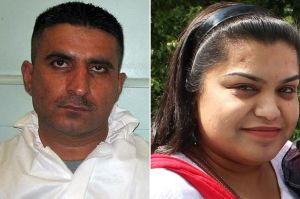 JAILED: NAVEED AHMED ADMITTED KILLING HIS WIFE TAHIRA AFTER SNAPPING LIKE A STICK!
