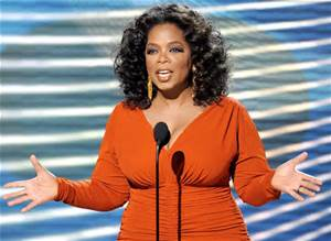 OPRAH WINFREY, THE MOST POWERFUL WOMAN IN THE ENTERTAINMENT INDUSTRY, HAS INSPIRED A LOT OF WOMEN IN THE WORLD TO BE INDEPENDENT AND STRONG!