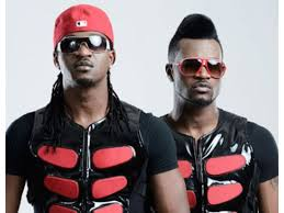 PSquare: when they group were still together.